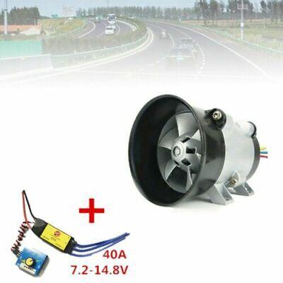 Turbina Eléctrico Coche Power Turbo Cargador Boost Ventilador entrada de aire