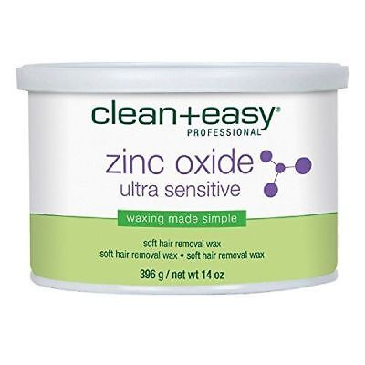 CLEAN & EASY ZINC OXIDE ULTRA SENSITIVE 14 OZ