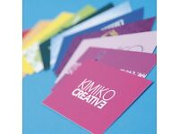 Business cards from only £14