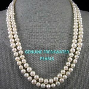 BRAND NEW FRESH WATER PEARLS $40.00