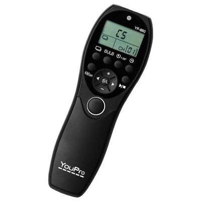 Дистанционное управление затвора YouPro Timer Remote
