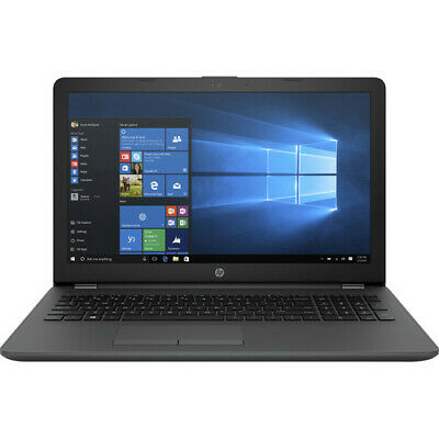 "HP 255 G6 15.6"" E-Series, Laptop 4 GB, 500 GB HDD, Windows 10 Home 64-bit"