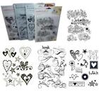 Clear Acrylic Stamps