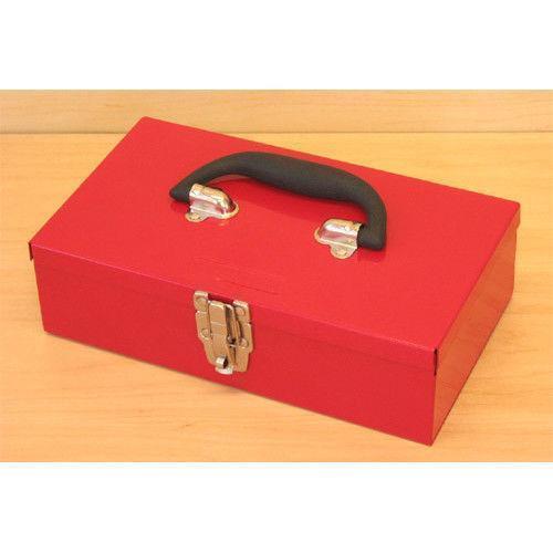 Portable Metal Tool Box Ebay