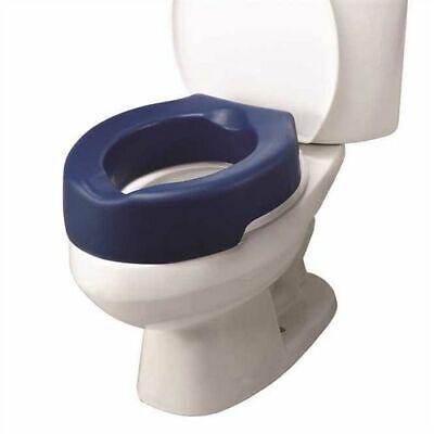 Soft-Toilettensitzerhöhung WC-Erhöhung Toilettenaufsatz weich CONTI 2 Höhen