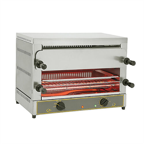 Equipex TS-327 Countertop Commercial Toaster Oven - 208v/1ph