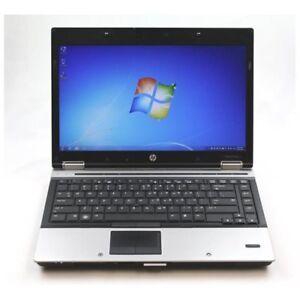 HP Elitebook 8440p Laptop - Windows 10 Pro