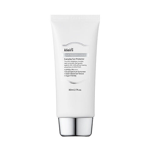 [KLAIRS] Soft Airy UV Essence 80ml (SPF50+ PA++++) / Korea Cosmetic