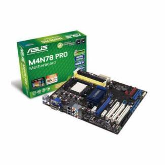 M4N78 PRO Motherboard AMD socket Hope Valley Tea Tree Gully Area Preview