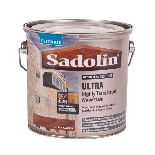Sadolin woodstain paint varnish ebay - Sadolin exterior wood paint image ...