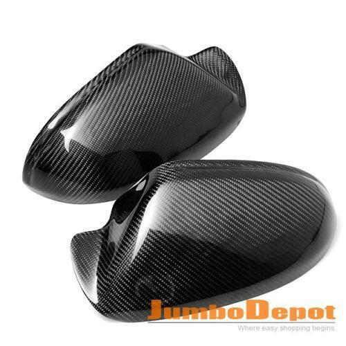 Carbon Fiber Mirror Covers Ebay