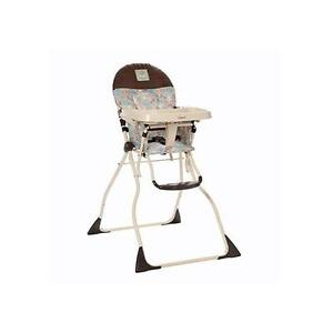 Cosco Slim Fold High Chair, Kontiki New
