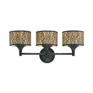 BRAND    NEW ! - Melosa 3  Light Vanity Fixture from Easy Lite