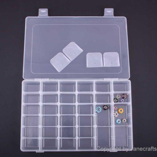 Plastic Storage Compartment Containers Ebay