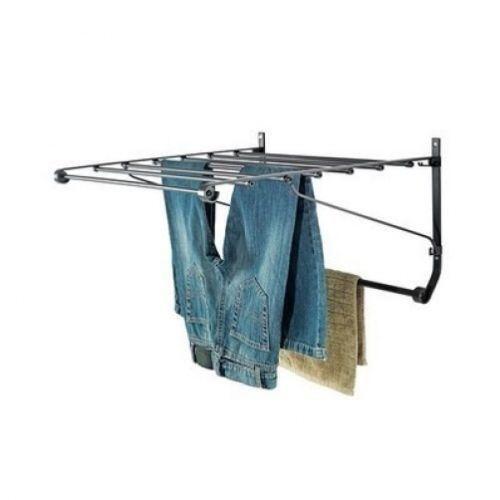 Laundry Rack Wall Ebay