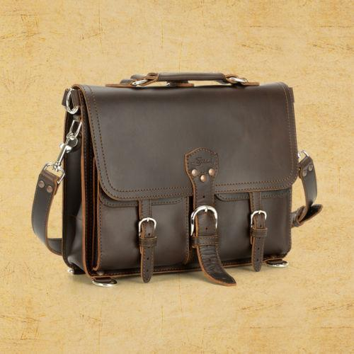 Used, SADDLEBACK LEATHER Classic Leather Briefcase Brighton You are bidding on a pre-owned Saddleback beautifully broken in bag from saddleback leather. 4/4(36).
