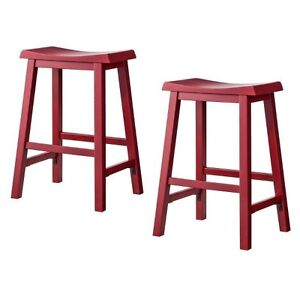Threshold Counter Stool - Set of 2