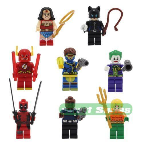how to make the flash in lego marvel super 2