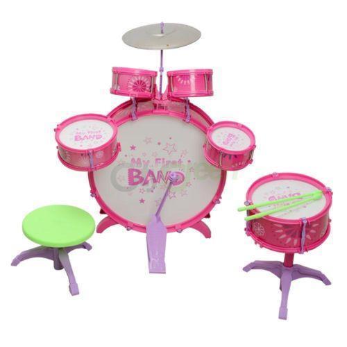 Toy Drum Set Ebay