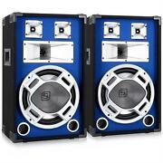 Used Disco Speakers