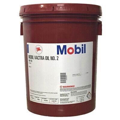 Mobil Vactra 2 Way Oil For Bridgeport Haas Mills Hardinge Lathes