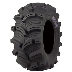 Set-of-4-Kenda-25-10-12-K538-Executioner-Golf-Cart-Car-ATV-UTV-Tire