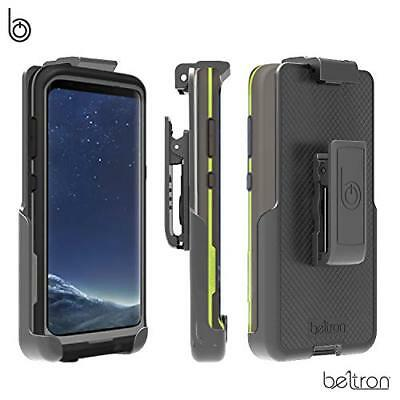 New Belt Clip Holster fits The Lifeproof Fre Case for Galaxy S8 Beltron ()