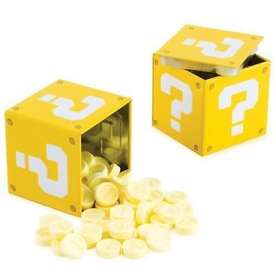 Nintendo Super Mario Bros. Question Mark Box Coin Candies on Rummage