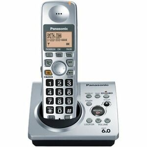 Panasonic Dect 6.0 Cordless Phone with Answering Machine