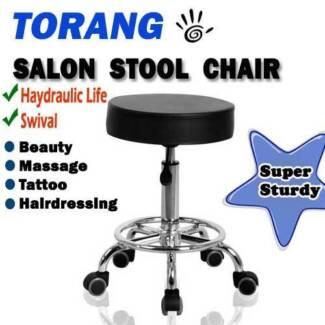 Brand New Salon Stool Bar Stool Swivel Chair Massage Tatto Beauty Maylands Bayswater Area Preview