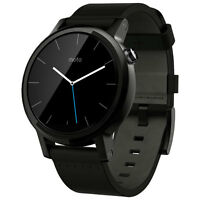 Brand new Motorola Moto 360 2nd Gen 2015 42mm