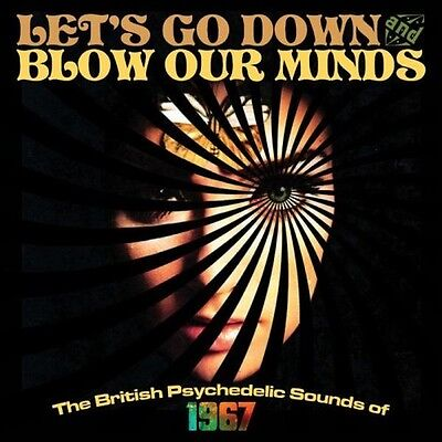 Various Artists   Lets Go Down   Blow Our Minds   Various  New Cd  Uk   Import