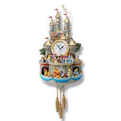 Disney s Timeless Magic Cuckoo Clock Bradford Exchange
