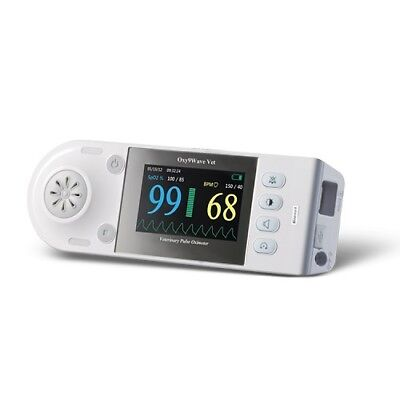 Bionet Oxy9wave Vet Veterinary Pulse Oximeter New