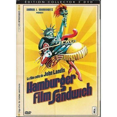 HAMBURGER FILM SANDWICH film John Landis  NEW DVD FREE POST mmoetwil@hotmail.com