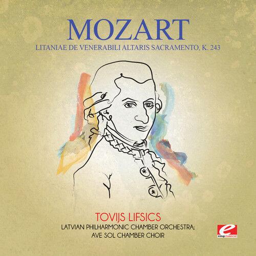 Mozart - Litaniae de Venerabili Altaris Sacramento K. 243 [New CD] Manufactured
