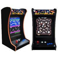 Arcade Multi Game Bartop, Cocktail, Upright