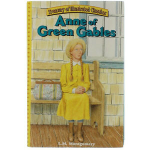 A CLASSIC!   NEW book: Anne of Green Gables (hardcover)