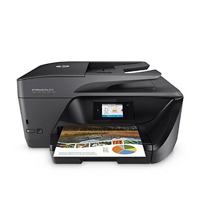 HP OfficeJet Pro 6978 Wireless All-in-One Photo Printer with Mobile Printing