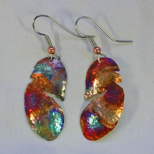 Native american jewelry feather earrings ebay for Native american feather jewelry