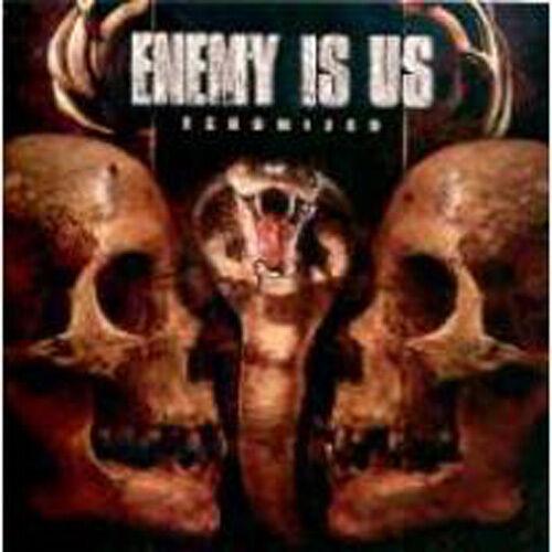 ENEMY IS US Venomized CD ( h1 ) 162895