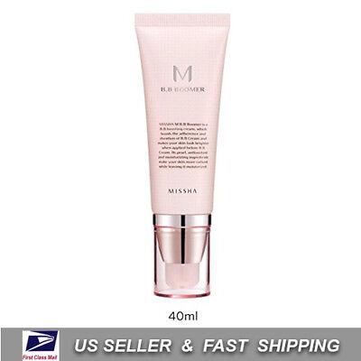 Missha    M  B B Boomer 40Ml  Bb Cream    Free Sample  New  Fresh