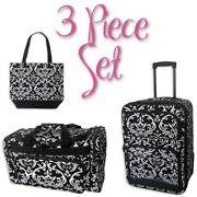 Damask Luggage
