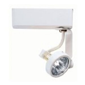 12 volt track lighting ebay 12 volt juno track fixture complete with lightt696wht538wh mozeypictures Images