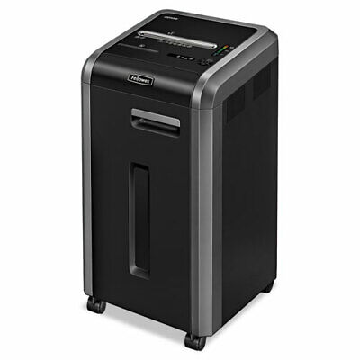 Powershred 225mi 100 Jam Proof Micro-cut Shredder 16 Manual Sheet Capacity