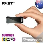 300Mbps USB Wireless N WiFi Adapter