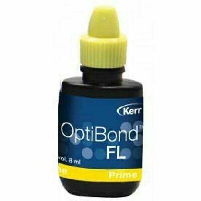 Optibond Fl Primer 8ml Bottle - Primer Only - Kerr Fresh Stock