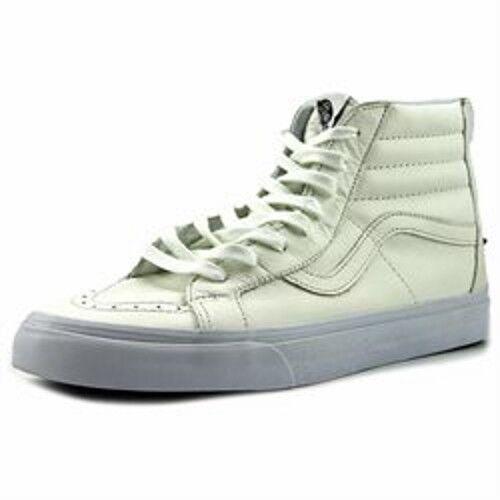 b8b320ae3f ... UPC 757969205631 product image for Vans Sk8 Hi Reissue Zip Premium  Leather True White Men s Skate