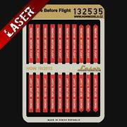 Remove Before Flight Military