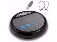 Vibrapower Disc 2 Limited Edition With Resistance Bands & Remote+